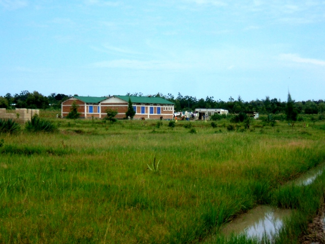The new Watoto Wa Africa orphanage buildings